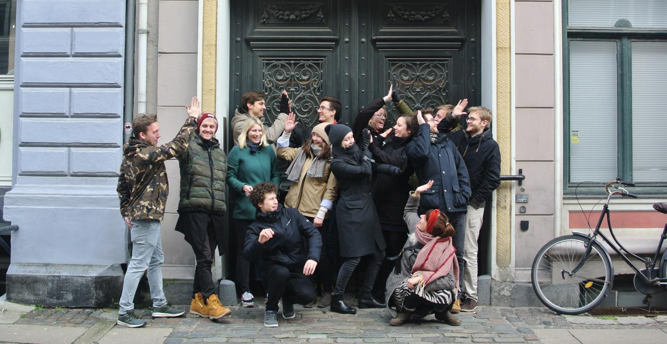 In March, 14 young students from minorities in all of Europe attended the first Minority Lab in Copenhagen, Denmark.
